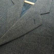 Giorgio Armani Men's Blazer Jacket in Gray Made in Italy 42 L Photo