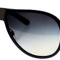 Giorgio Armani Mens Sunglasses Ar 6008 59 Mm Grey 3030t3 Photo
