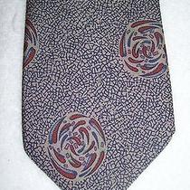 Giorgio Armani  Mens Tie Art Deco  Photo
