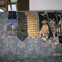 Giorgio Armani/norman Rockwell & Others Neckties Photo
