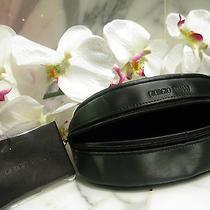 Giorgio Armani Sunglasses/eyeglasses Black Case. Brand New. Authentic. Photo