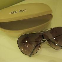 Giorgio Armani Sunglasses With Box Photo