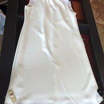 Giorgio Armani White Dress Photo