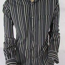 Giorgio Armani Women Gray Elastic Fabric Viscose Tank Top Camisole Shirt M 44 Photo