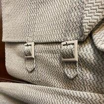 Giorgio Armani Womens Size 36 Jacket / Blazer Gray Pattern Wool Cashmere Silk Photo