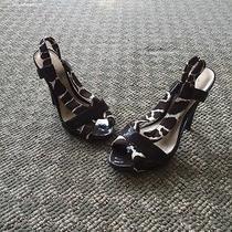 Giraffe Print Heels Photo