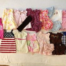 Girl Dress Lot 6-9-12 M Outfit Set Summer Spring Baby Infant Gymboree Gap Girl Photo