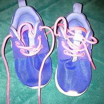 Girl Nike Sneakers Photo