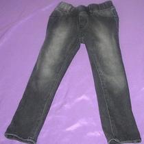Girl's 4 Black  Babygap Littlest Legging Jeans Photo