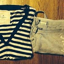 Girl's American Eagle shirt&aeropostale Shorts (Size Xl Pre-Owned) Lot3 Photo
