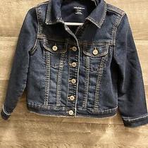 Girls Baby Gap Jean Jacket Size 4 Photo
