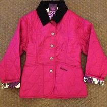 Girl's Barbour Jacket - Liberty Art Fabric Series Photo