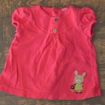 Girl's Carter's Red Dress Size 3 Months  Photo
