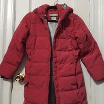 Girl's Columbia Winter Coat Photo
