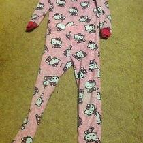 Girl's Hello Kitty Long Sleeve Pajamas Size 4 Photo