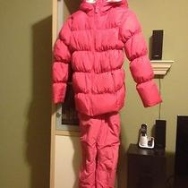 Girl's Land's End Snow Suit Photo