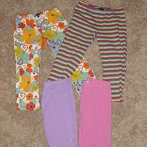 Girl's Size 12 Capri Leggings Bike Shorts Gap Kids Children's Place Photo
