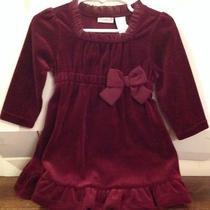 Girl12 Months Old Xmas Red Dress With Bow by Camilla   New With Tags Photo