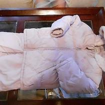 Girls 4t Bon Bebe Snow Suit Photo
