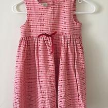 Girls B Lulu Size 5 Red Dress Photo