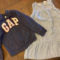 Girls Baby Gap Blue Mixed Lot Size 5 Years Photo
