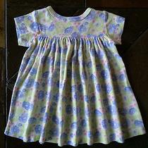 Girls Boutique Dress Size 12 Baby Lulu 2 Piece Floral Photo
