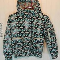 Girls Burton Bomber Jacket Size Medium Photo