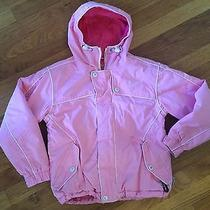 Girls Burton Snow Board Jacket. Size Medium Photo
