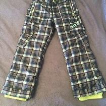 Girls Burton Snow Pants Photo