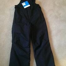 Girls Columbia Snow Pants Medium Nwt  Photo