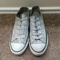 Girls Converse Shoes Size 1 Photo