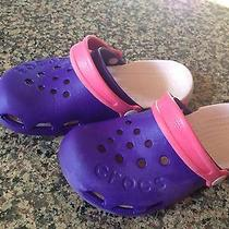 Girls Crocs Childrens 13 Photo