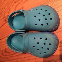 Girls Crocs - Size 1 Photo