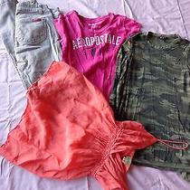 Girls Dickies Size 5 and Small Tops  Lot Aeropostal/others Photo