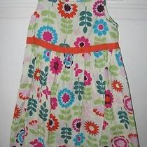 Girls Dress Size 3t Tiny Tilla by Avon Bright Colors Everyday Summer Dress  Photo