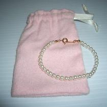 Girls Fake Pearl Bracelet  Photo