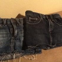 Girls Gap Jean Skirts 4t Photo