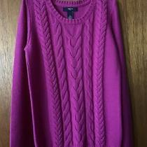 Girls Gap Kids Sweater Size L (10/11 Yrs) Photo
