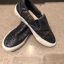 Girls Gap Sparkle Slip on Sneaker Size 13 Photo