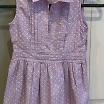 Girls Gap Summer Dress Size S Euc Photo