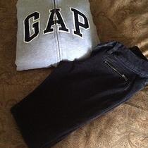 Girls Gap Sweatshirt/jeans Photo