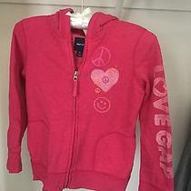Girls Gap Sweatshirt Size L (10) Photo
