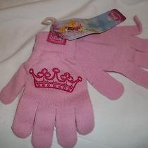 Girls Gloves (Disney Princess)   by  Disney    One Size Fits Most    Photo