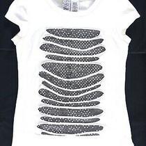 Girls Guess White T-Shirt Size Xl (16) Photo