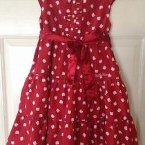 Girls h&m Hello Kitty Red Dress Photo
