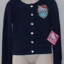 Girls Hello Kitty Sweater Size Xs-4-5 Photo