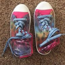 Girls High Tops Size 1 Photo