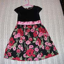 Girls Holiday Dress Sz 5 Kc Parker Photo