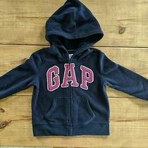 Girls Hooded Jacket Size 4-5 by Gap Kids Photo