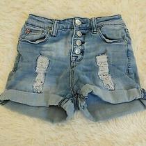 Girls Hudson Jean Shorts Size 10 Photo